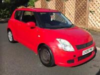 SUZUKI SWIFT GL - 1 YEAR MOT - CHEAP RUNNER - PX WELCOME