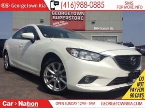 2014 Mazda MAZDA6 GS | SUNROOF | BACK UP CAM | HEATED SEATS |