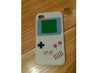 Iphone 4 Gameboy case