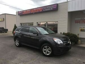 2013 Chevrolet Equinox LS ALL WHEEL DRIVE