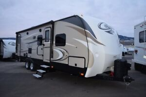 2017 Cougar 1/2 Ton TT - Travel Trailers Lightweight 28RBSWE