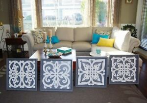 Simply stunning showhome pieces
