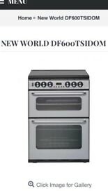 FOR SALE NEWWORLD COOKER (new)