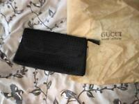 Gucci clutch bag (strap not included)