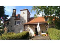Lovely traditional home in France (Correze-Dordogne-Lot), swimming pool, 2900m2 garden, 360 views