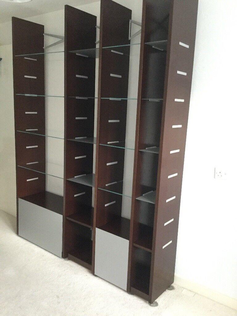 Designer Ligne Roset Brera Shelf Unit Bargain Must Go In  # Ligne Roset Meuble Tele