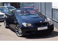 2008 BMW 3 Series M3 Convertible 4.0V8 420 DCT7 Petrol black DualClutch