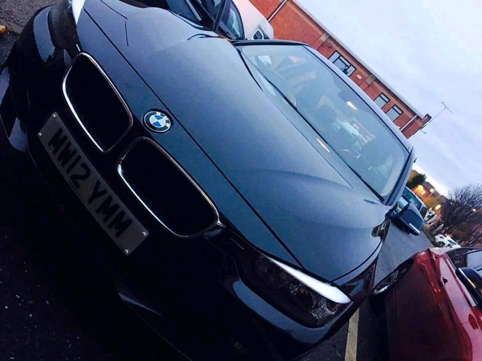 BMW 320D AUTO EfficientDynamic Saloon