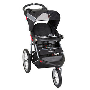 Like new baby trend expedition jogger stroller- granite
