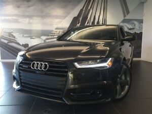 2016 Audi A6 3.0T TECHNIK S-LINE BLACK OPTICS DRIVER ASSISTANCE