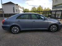 Toyota avensis 380£ Mot to 22.08.2017very economic car 4 new tayers