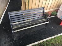 bench good cond Lisburn project