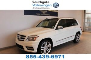 2012 Mercedes-Benz GLK-CLASS 4MATIC | Leather | Moon Roof
