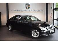 2014 14 MERCEDES-BENZ C CLASS 2.1 C220 CDI BLUEEFFICIENCY EXECUTIVE SE 4DR 168 B