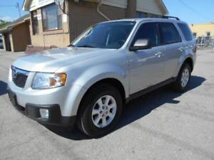 2009 MAZDA Tribute GS FWD 3.0L V6 Loaded Certified ONLY 95,000Km