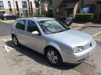 2002 vw golf gt tdi 130 bhp 6 spd remapped 160-170 bhp pulls like a train *BARGAIN* not passat bora