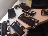 Cash paid for broken and unwanted iPhones