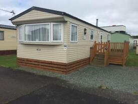 STATIC CARAVAN FOR SALE OCEAN EDGE HOLIDAY PARK 12 MONTH SEASON VIEW TO DAY!!