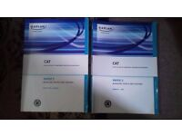 CAT Paper 5 Managing People and Systems Exam Kit and Study Text Books for sale