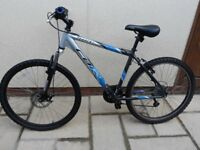Torrent CBR Mountain Bike 26 front suspension disc brakes