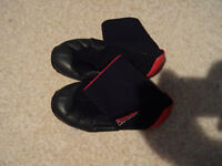 Wet suit shoes size JL