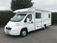 2009 Peugeot Elddis Sunseeker 155 Coachbuilt 2.2 100bhp PAS