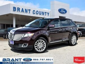 2011 Lincoln MKX CLEAN CARPROOF!!