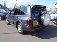 2006 Mitsubishi Shogun 3.2 DI D Elegance 5dr Auto 5 door Estate