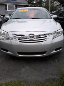 2007 Toyota Camry LE. 4 Clyde