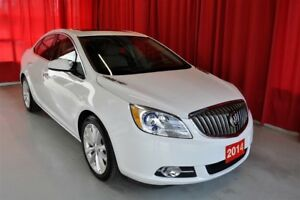 2014 Buick Verano Leather NAV SUNROOF-one owner