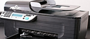 HP OfficeJet 4500 All-In-One Printer Series