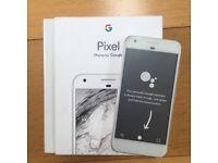 New Google Pixel phone 32gb unlocked