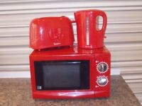 Microwave, Kettle,andToaster