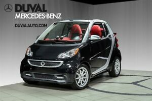 2016 smart fortwo electric drive passion/ ELECTRIQUE/BAS KILOMET