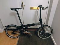 Tern Link Uno - Folding single speed bike with kickback coaster brake