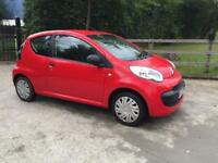 Citroen C1 1.0 2008 years mot.. ONLY DONE 65K FROM NEW DRIVES SUPERB