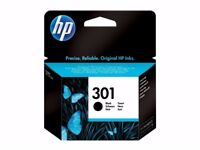 HP 301 BLACK INK BRAND NEW SEALED BOX