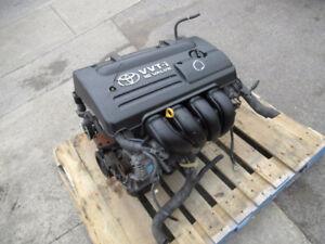 2000 2005 Toyota Corolla 1.8L Engine Toyota Celica 1zz Vvti