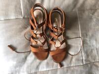 New Miss Selfridge Sandals Size 6