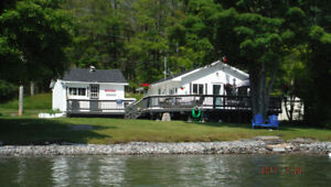 Waterfront Cottage... Location, Location, Location