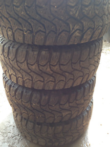 Mickey Thompson 35 20's set of 4