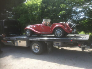 1954 MG replica KIT CAR ON A VOLKSWAGON 1600 cc frame