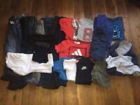 21 piece bundle - boys 8 - 10 clothes