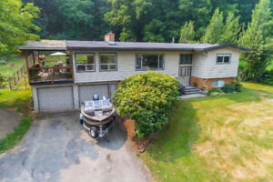 REDUCED! Large Family Home on .86 Acres Surrounded by Nature