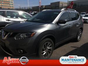 2014 Nissan Rogue SL*Accident Free*Navigation