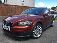 Volvo C30 2007 1.6D SE *Very Economical*