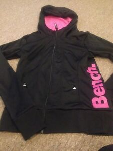 Ladies Medium Bench Hoody