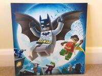 Lego Batman Canvas