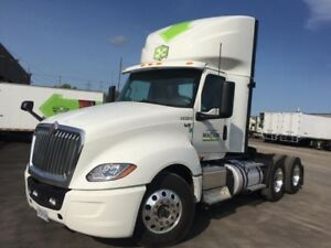 2018 International LT625 6X4, Used Day Cab Tractor