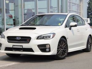 2017 Subaru WRX STI Sport 4dr All-wheel Drive Sedan